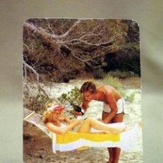 Coleccionismo Calendarios: CALENDARIO DE BOLSILLO, 1998, ROMANTICO. Lote 44139320