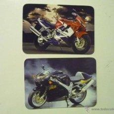 Coleccionismo Calendarios: LOTE CALENDARIOS MOTOS-2010--EXTRANJEROS. Lote 44206522