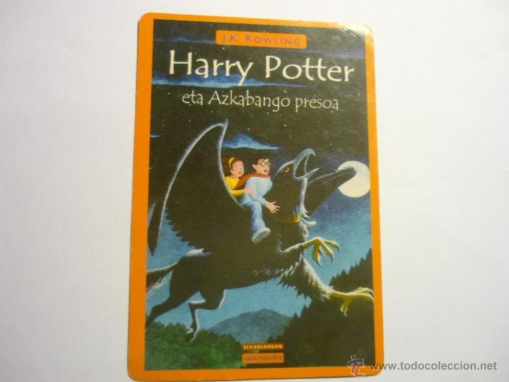 Calendario Harry Potter.Calendario Harry Potter 2002 Vasco