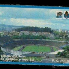 Colecionismo Calendários: FUTBOL - CALENDARIO EDITADO EN PORTUGAL - 1987 - ESTADIO ANTAS. Lote 44624551