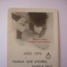 Coleccionismo Calendarios: 1970 FOURNIER CAJA DE AHORROS Y MONTE DE PIEDAD DE CADIZ. Lote 44842485