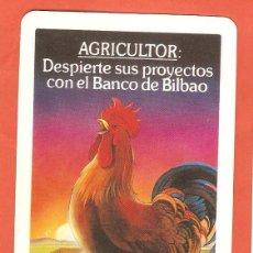 Coleccionismo Calendarios: CALENDARIO BOLSILLO H. FOURNIER 1980 BANCO DE BILBAO. Lote 44972590