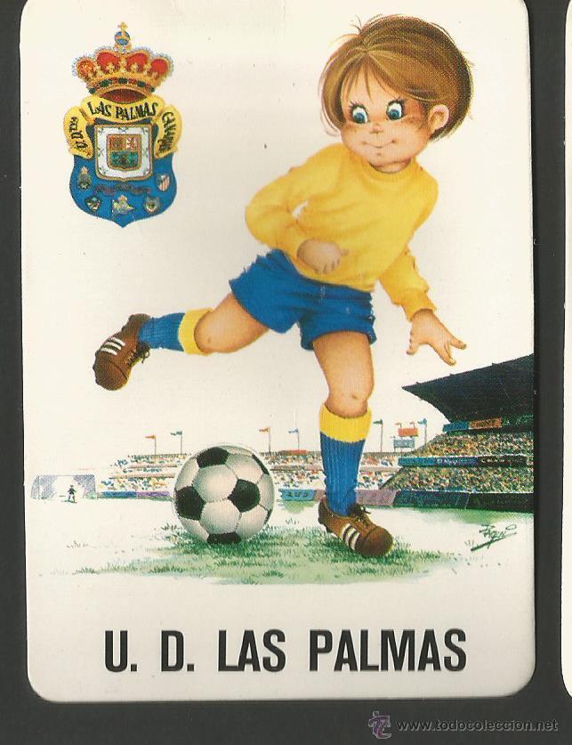 Calendario Ud Las Palmas.Calendario U D Las Palmas 1974 Vendido En Venta Directa 44991880