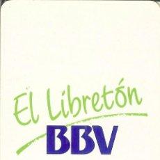 Coleccionismo Calendarios: CALENDARIO FOURNIER - BANCOS - 1991 - BANCO BILBAO VIZCAYA - BBV. Lote 45126603