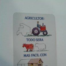 Coleccionismo Calendarios: CALENDARIO FOURNIER BANCO BILBAO AÑO 1976. Lote 45136396