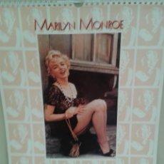 Coleccionismo Calendarios: PRECIOSO CALENDARIO DE MARILYN MONROE 1988(REBAJADO),(SIN ESTRENAR)EXTRANJERO. Lote 45172952