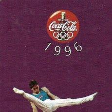 Coleccionismo Calendarios: CALENDARIO DE COCA COLA AÑO 1996. Lote 45248357