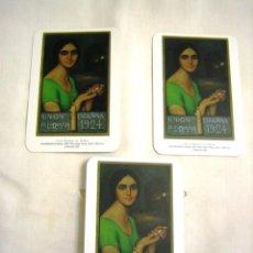 Coleccionismo Calendarios: 3 CALENDARIOS BOLSILLO UEE. JULIO ROMERO DE TORRES- 2006. Lote 45430597