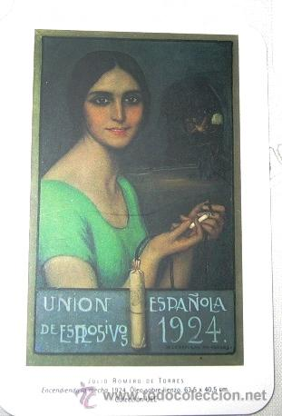 Coleccionismo Calendarios: 3 Calendarios bolsillo UEE. JULIO ROMERO DE TORRES- 2006 - Foto 2 - 45430597