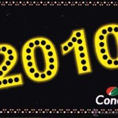 Coleccionismo Calendarios: CALENDARIO DE CONDIS SUPERMERCADOS DE 2010. Lote 57959881