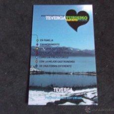 Coleccionismo Calendarios: CALENDARIOS-TEVERGA-2012. Lote 45769880
