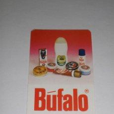 Collectionnisme Calendriers: CALENDARIO EXTRANJERO 1988 - BUFALO. CREMA ZAPATOS. Lote 46026586