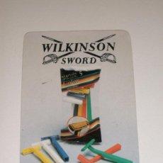 Collectionnisme Calendriers: CALENDARIO EXTRANJERO 1990 - WILKINSON SWORD COLOR. MAQUINILLAS DE AFEITAR. Lote 46026648