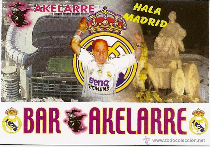 Calendario Real Madrid.Calendario Real Madrid Bar Akelarre 2012 Fut Sold At Auction