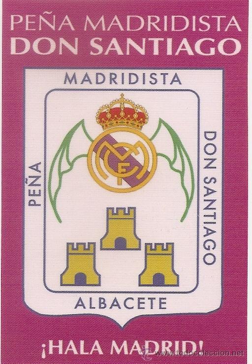 Calendario Real Madrid.Calendario Real Madrid Pena Madridista Don San Sold At Auction