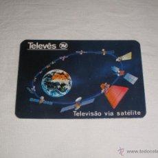 Coleccionismo Calendarios: CALENDARIO PORTUGAL 1987 - TELEVES. Lote 46196901