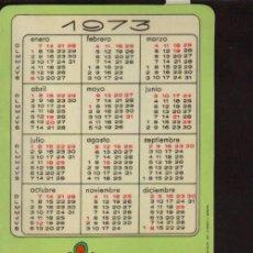 Coleccionismo Calendarios: CALENDARIO PEGATINA DE 1973 PUBLICIDAD CIBALGINA ESCASISIMO , MAS EN MI TIENDA EL RINCON DE JJ VISI. Lote 46336507