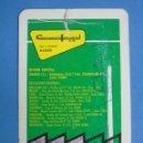 Coleccionismo Calendarios: CALENDARIO DE BOLSILLO FOURNIER. AÑO 1979. CONSTRUCTORA INDUSTRIAL S.A. MADRID. Lote 46538131