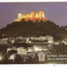 Coleccionismo Calendarios: -59234 CALENDARIO CASTILLO ALMODOVAR DEL RIO, CORDOBA, AÑO 2000, CIUDADES. Lote 46687596