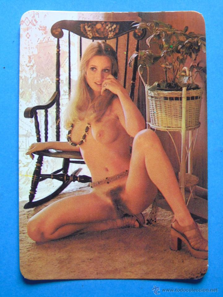 Calendario De Desnudos Año 1986 Integral Mece Vendido En Venta