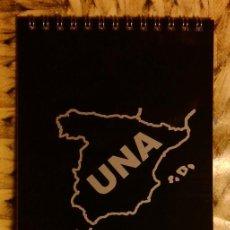 Coleccionismo Calendarios: CALENDARIO BAZAR NACIONAL 2011. IMÁGENES DE FRANCISCO FRANCO & JOSÉ ANTONIO PRIMO DE RIVERA. Lote 46745275