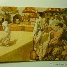 Coleccionismo Calendarios: CALENDARIO TENIS - 1989. Lote 171430220