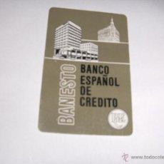 Coleccionismo Calendarios: CALENDARIO FOURNIER - BANESTO - 1985. Lote 194974087