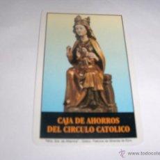 Coleccionismo Calendarios: CALENDARIO FOURNIER - CAJA CIRCULO - 1999. Lote 194973961