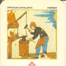 Collezionismo Calendari: CALENDARIO PUBLICITARIO - BANCOS - CAJAS - CAIXA D'ESTALVIS DE CATALUNYA - 1980 (CATALÁN). Lote 47273667