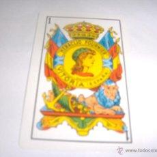 Coleccionismo Calendarios: CALENDARIO FOURNIER - AS DE OROS CORONA - 2011. Lote 47389203