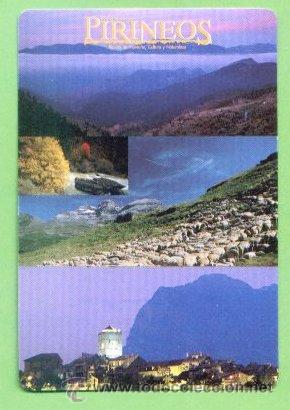 CALENDARIO 2001. PAISAJE. EL MUNDO DE LOS PIRINEOS REVISTA DE MONTAÑA CULTURA Y NATURALEZA. (Coleccionismo - Calendarios)