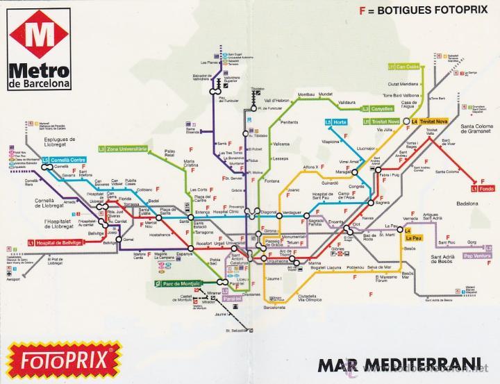 Calendario Doble 2008 Fotoprix Interior Mapa Sold Through