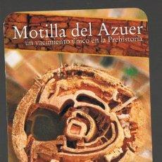 Coleccionismo Calendarios: CALENDARIO MOTILLA DEL AZUER DAIMIEL CIUDAD REAL 2015. Lote 47937099