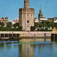 Coleccionismo Calendarios: CALENDARIO DE SERIE TORRE DEL ORO SEVILLA AÑO 1961. Lote 47980039