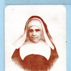 Coleccionismo Calendarios: CALENDARIO DE PUBLICIDAD DEL AÑO 1987 DE BEATA MARIA ROSA MOLAS Y VALLVE EN ESPAÑOL . Lote 48159799