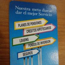 Coleccionismo Calendarios: CALENDARIO FOURNIER BANCO GUIPUZCOANO AÑO 1992. Lote 48219091