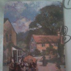 Coleccionismo Calendarios: CALENDARIO CUADRO 1995. Lote 48276114