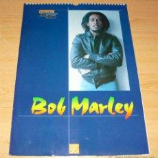 Coleccionismo Calendarios: BOB MARLEY - CALENDARIO PARED 1995 (TAMAÑO DIN A3). Lote 48353441