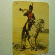 Coleccionismo Calendarios: CALENDARIO MILITAR.-EXTRANJERO 1991-. Lote 48419100