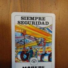 Coleccionismo Calendarios - CALENDARIO FOURNIER MAPFRE AÑO 1980 - 48434882