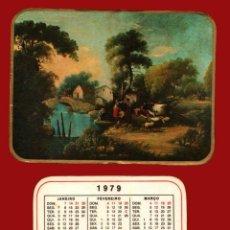 Coleccionismo Calendarios: CALENDARIO EDITADO EN PORTUGAL - 1979 - LITOGRAFIA LUSITANA. Lote 48934572