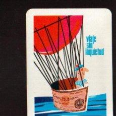 Coleccionismo Calendarios: CALENDARIO FOURNIER 1966 - VER FOTOS NO TE LO PIERDAS EN TU COLECCION. Lote 49052360