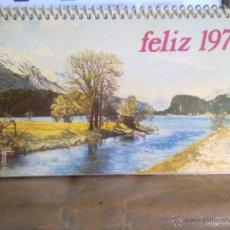 Coleccionismo Calendarios: CALENDARIO 1973. Lote 49292329