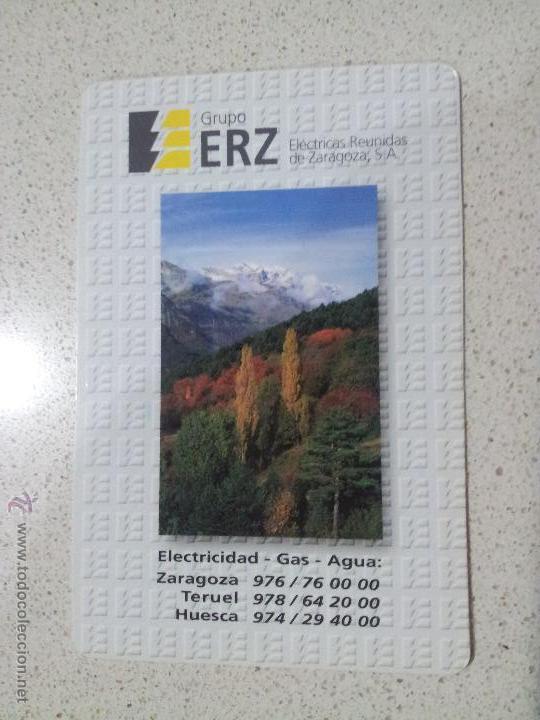 Calendario Ano 1997 Electricas Reunidas De Zara Vendido En Subasta