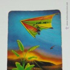 Collezionismo Calendari: CALENDARIO DIBUJO PAISAJE ALA DELTA PLANTAS AÑO 1992 CON PUBLICIDAD PORTUGAL CALENDARIOS LORO B27. Lote 49914589