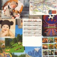 12 Calendarios de Bolsillo - 2016 ¡¡NOVEDAD!!