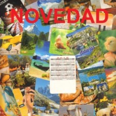 103 Calendarios de BOLSILLO - 2016 ¡¡NOVEDAD!!