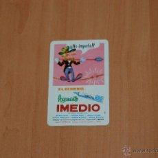 Coleccionismo Calendarios: CALENDARIO ALMANAQUE DE BOLSILLO FOURNIER. PEGAMENTO IMEDIO 1979. Lote 50207397