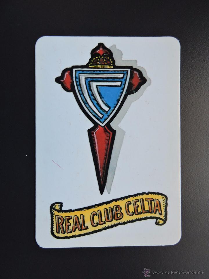 Calendario Celta Vigo.Calendario De Bolsillo Futbol Real Club Celta Vigo Serie Rr Nº 132 Ano 1994