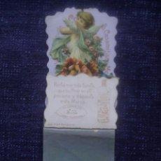 Coleccionismo Calendarios: CALENDARIO LEJÍA CONEJO / TROQUELADO / 1914. Lote 50638843